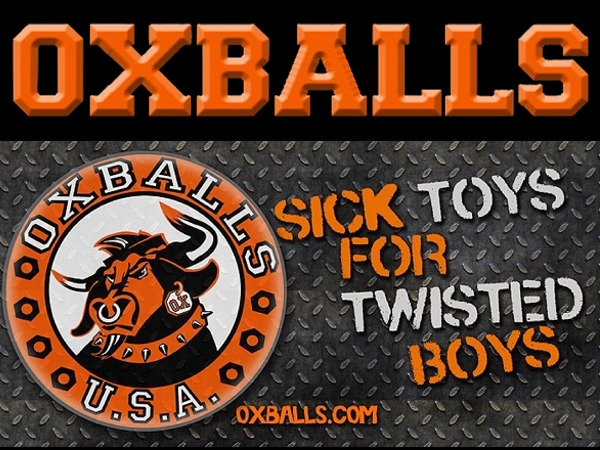 Oxballs - Sick Toys for Twisted Boys