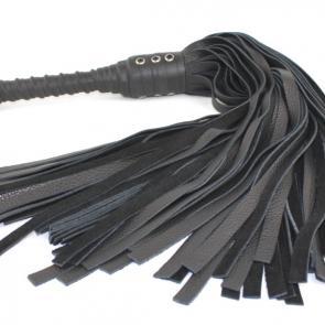 Bare Leatherworks Master Flogger Cowhide