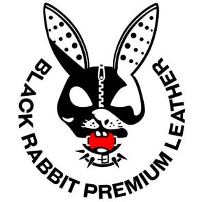 Black Rabbit Car Sticker