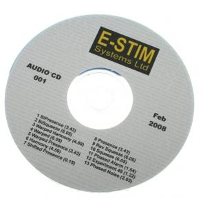 E-STIM Systems Audio CD