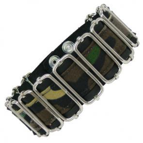 Leather Links Armband