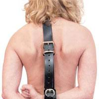 Neck to Wrist Restraints