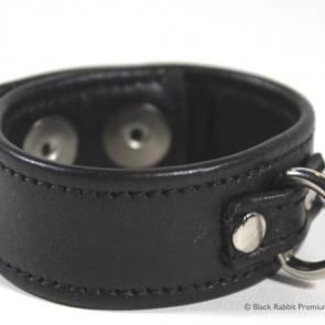 D-Ring Leather Ball Cincher