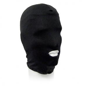 Spandex Zentai Hood With Mouth Hole