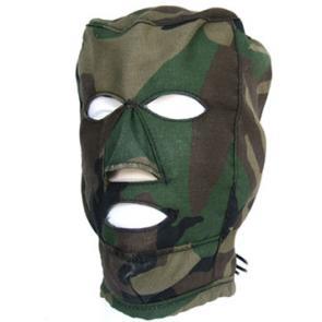 Camouflage Gimp Hood