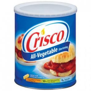 Crisco 48 OZ 3LB Can
