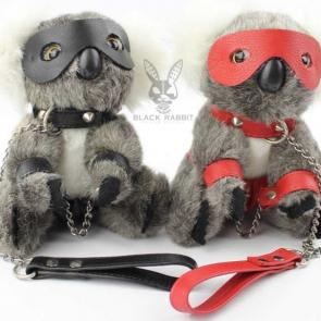 Koala Boy bondage gift