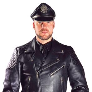 Mister B Leather Jacket