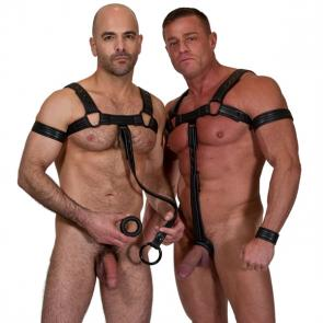 665 Neoprene Bulldog Harness