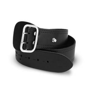 Mister B Leather Military Belt 5cm