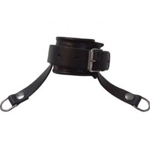 Mister B Leather Ball Stretcher With Buckle