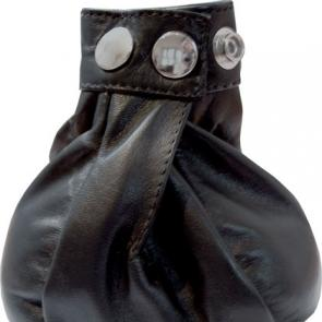 Lead Weighted Leather Ballbag 2KG