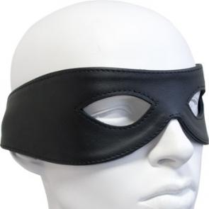 Leather Zorro Mask