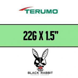 """TERUMO Hypodermic Needles 22G x 1.5"""""""