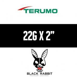 """TERUMO Hypodermic Needles 22G X 2"""""""