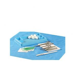 Sterile Suture Tray Pack