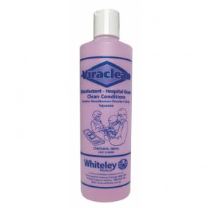 Viraclean Surface Disinfectant 500ml Squeeze