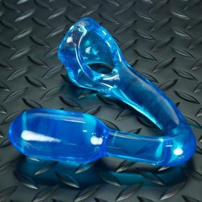 ATOMIC JOCK ASS-X Asslock Ice blue buttplug