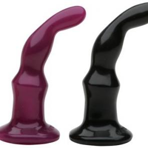 Tantus ProTouch Vibrating Silicone Butt Plug