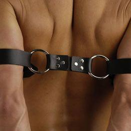 Strict Leather Bicep Binder