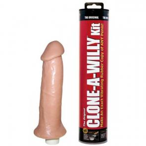 Vibrating Clone A Willy Kit