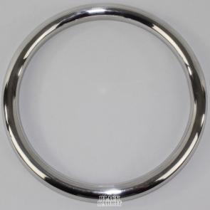 Polished Aluminium Alloy Shibari Suspension Ring