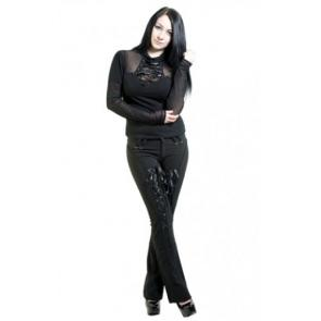 Necessary Evil Ossa Ribbon Trousers
