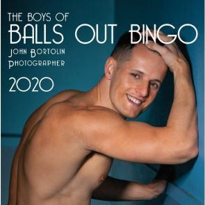 Balls Out Bingo Calendar 2020