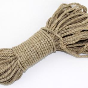 Natural Romanian Hemp Rope