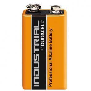 Duracell Industrial Alkaline PP3 Battery