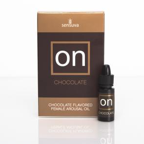 On Chocolate Flavoured Female Arousal Oil