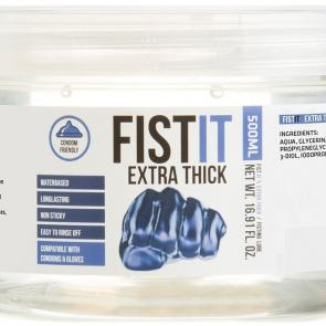 Fist-It Extra Thick Waterbased Lubricant 500 ml