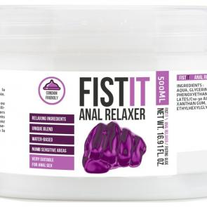 FIST IT Waterbased Anal Relaxer 500 ml