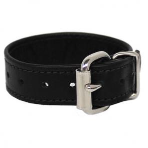 Leather Buckle Cockring