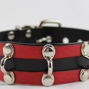 Horizontal Posts Bondage Collar