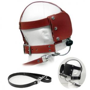 Pony Harness With Blinders and Reins