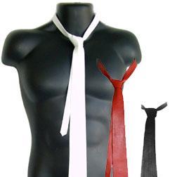 Leather Neck Tie
