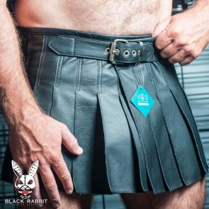 Gay Leather Kilt Australia