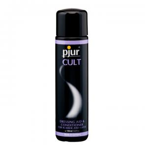 Pjur Cult Dressing Aid and Conditioner for Latex and Rubber 100ml