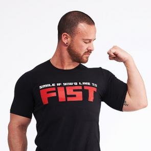 Mister B T-Shirt Fister Front