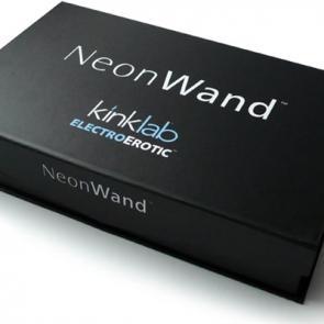 KinkLab NeonWand Violet Wand