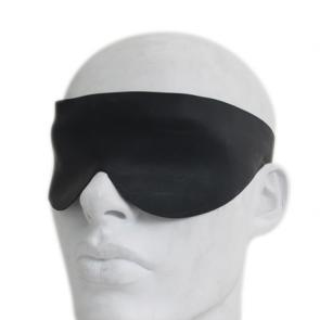 Rubber Blindfold