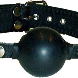 Mister B Leather Ball Gag