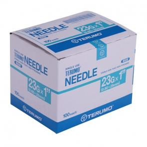 TERUMO Hypodermic Needles 23G X 1""