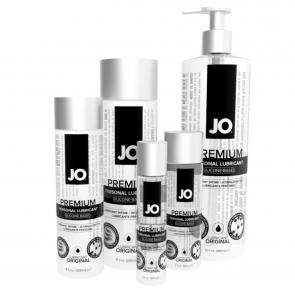 JO Premium Silicone Personal Lubricants - Black Rabbit