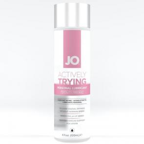 JO Actively Trying Lubricant 4oz