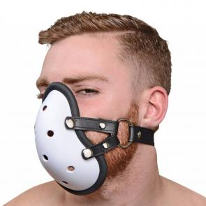 Lockable Sniffer Cup Muzzle