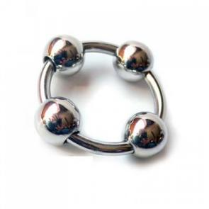 Stainless Steel Orbital Head Glans Ring