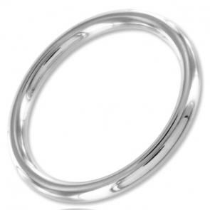 Basic 3mm Thick Glans Ring