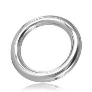 8mm Stainless Steel Seamless Round Ring